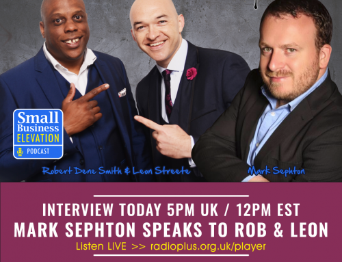 My Interview on Talk Business Coventry, UK