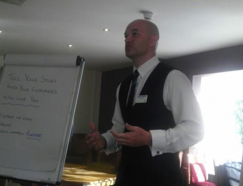 Networking: Delivering Your 10 Minute Presentation